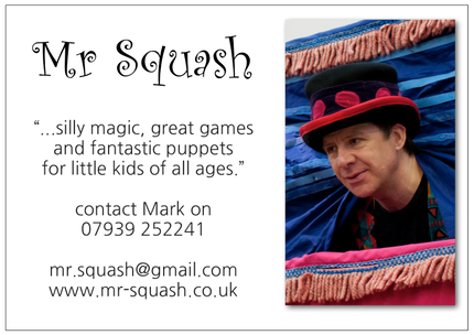 mr Squash Angels and Urchins Advert 5